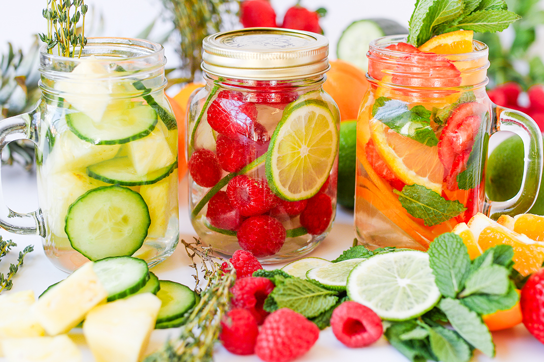 Image result for infused water
