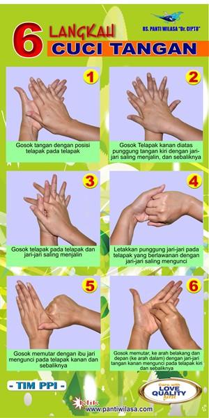Cuci Tangan Yuk