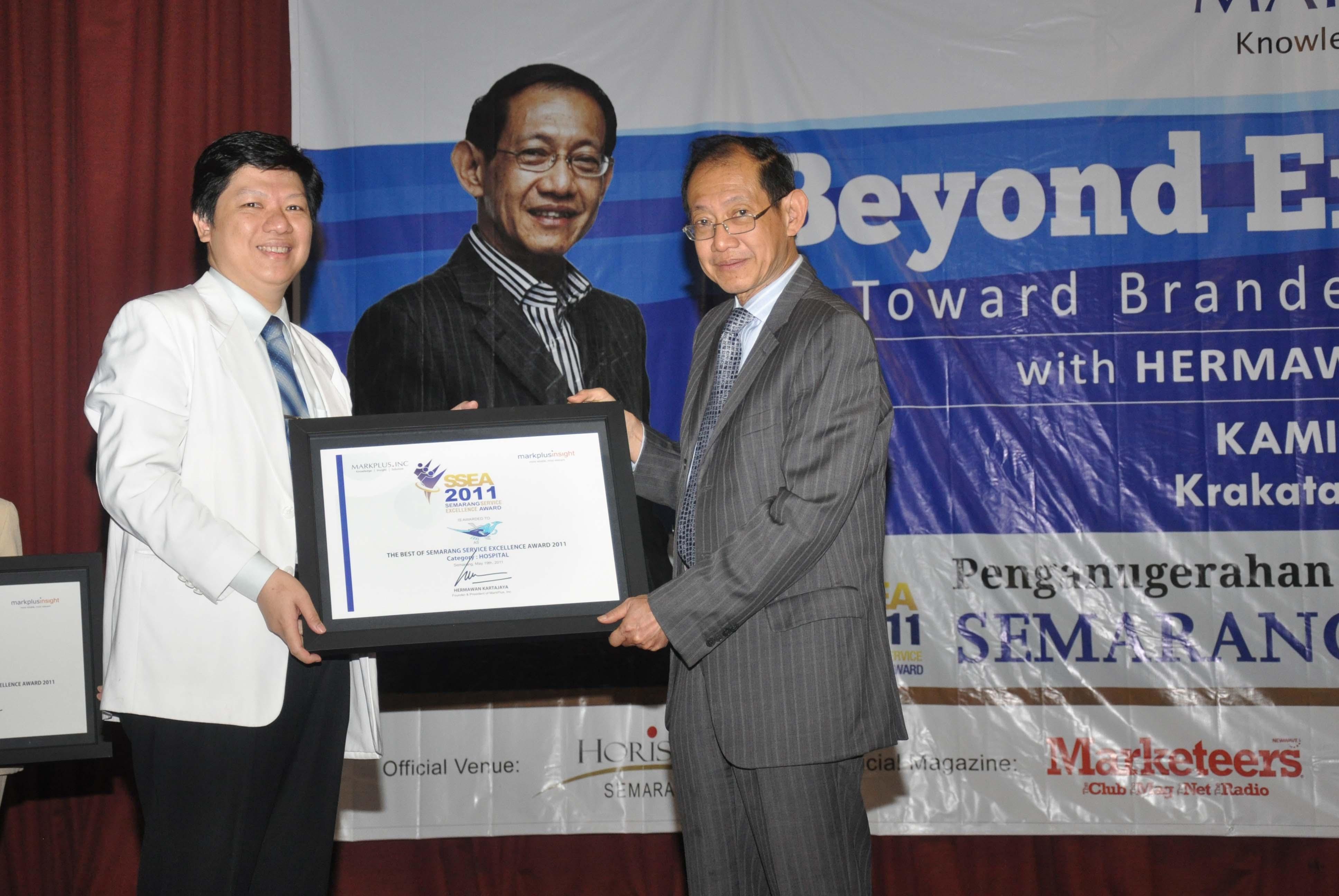 RS. PANTI WILASA DR. CIPTO MERAIH SSEA 2011